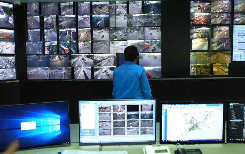 Hệ thống bảo vệ, an ninh chuyên nghiệp